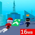 Run Parkour Race 3D - Freerun Rooftop Parker Games icon