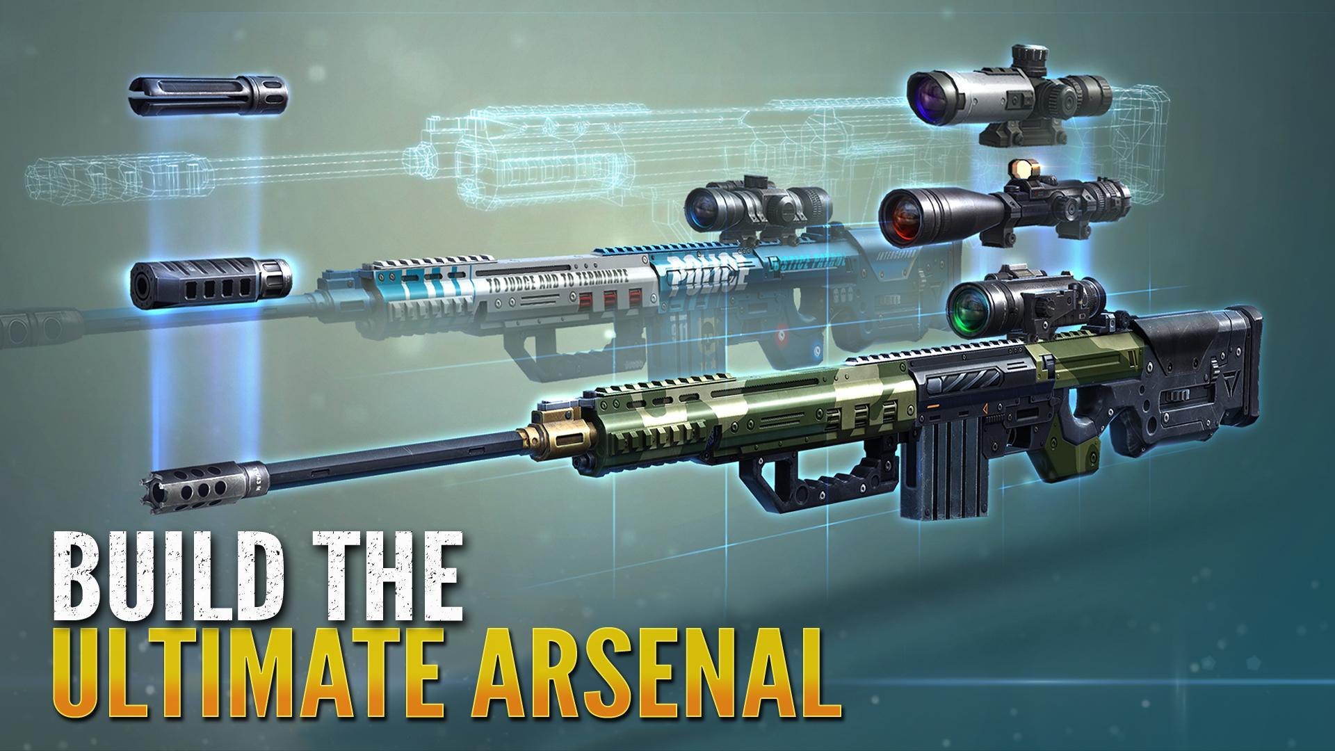 Sniper Fury screenshot #10
