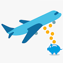 Flights Price Alert RN icon