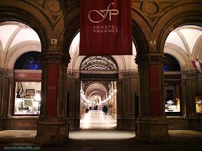 Photo: austria, travel, ferstel, palace, passage, vienna, wien