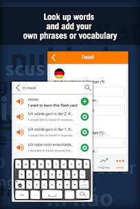 Learn German with MosaLingua MOD (Paid) 5