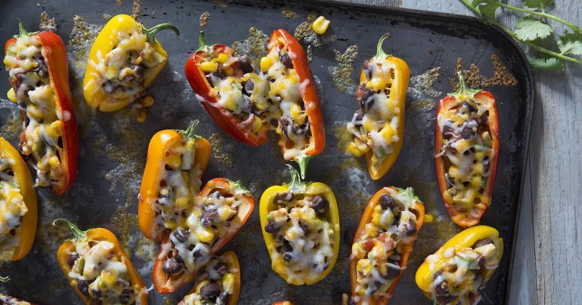 10 Best Mini Sweet Peppers Recipes