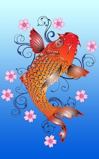 Koi Fish Live Wallpaper- screenshot thumbnail