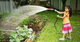 Image result for child gardening