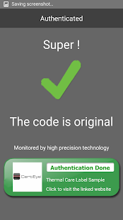 Scan2A – Decode / Authenticate - náhled
