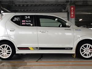 アルトワークス HA36S 4WD・5MTのカスタム事例画像 ゆずきらむさんの2018年09月27日16:48の投稿