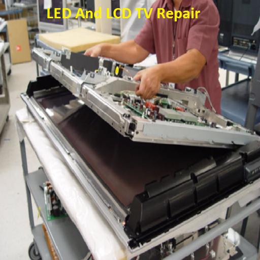 LED & LCD TV Repair Guide