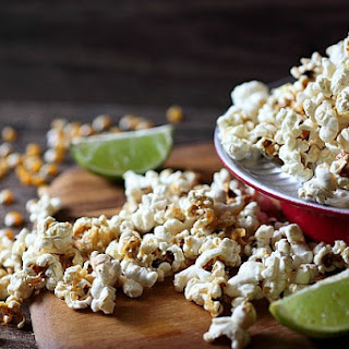 Habanero Lime Popcorn