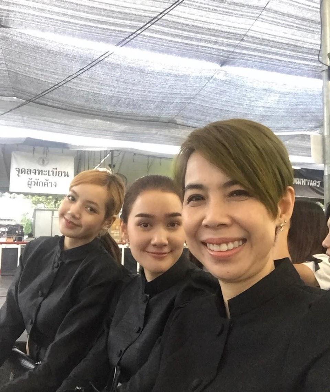 BLACKPINK Lisa in Thailand