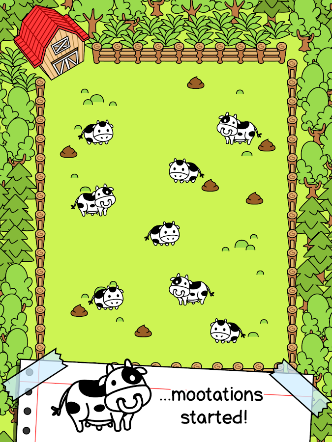 Cow Evolution - Clicker Game- screenshot