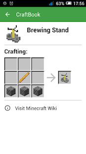 Minecraft Offline Crafting Guide