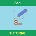 Sed Tutorial icon