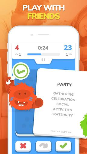 eTABU - Social Game 7.0.4 screenshots 1