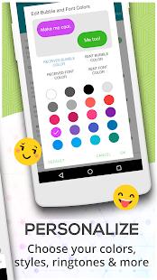 Disa – Message hub for SMS, Telegram, FB Messenger 3