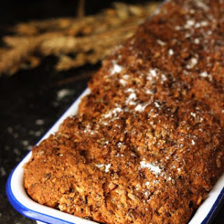 Healthy Wholemeal Bread Recipe