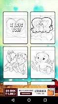 Love Coloring Book - screenshot thumbnail 01