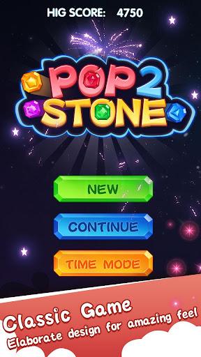 Pop Stone 2 - 2020 Free Match 3 21.0 apktcs 1