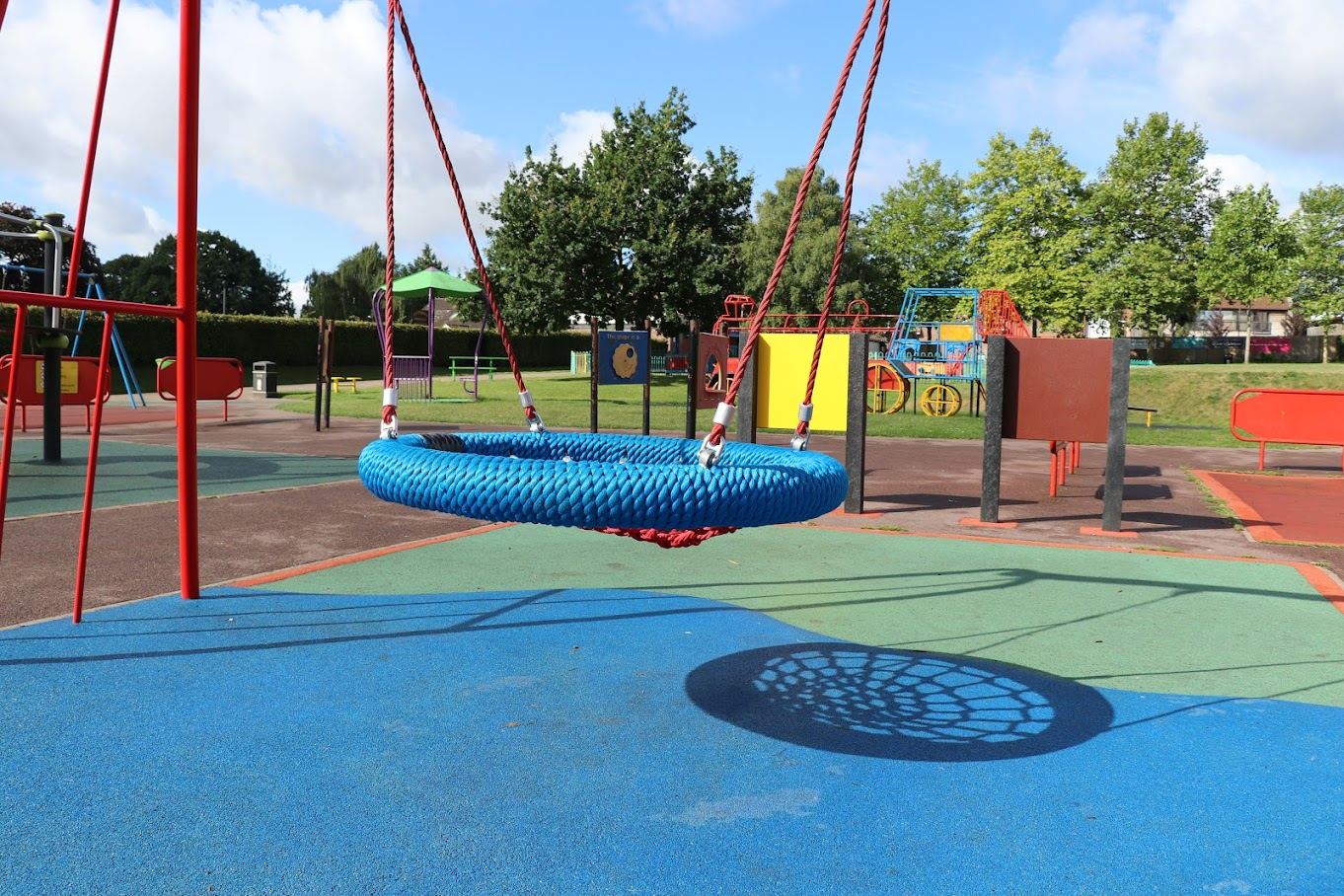 Tenterden Play Park, Tenterden Recreation Ground