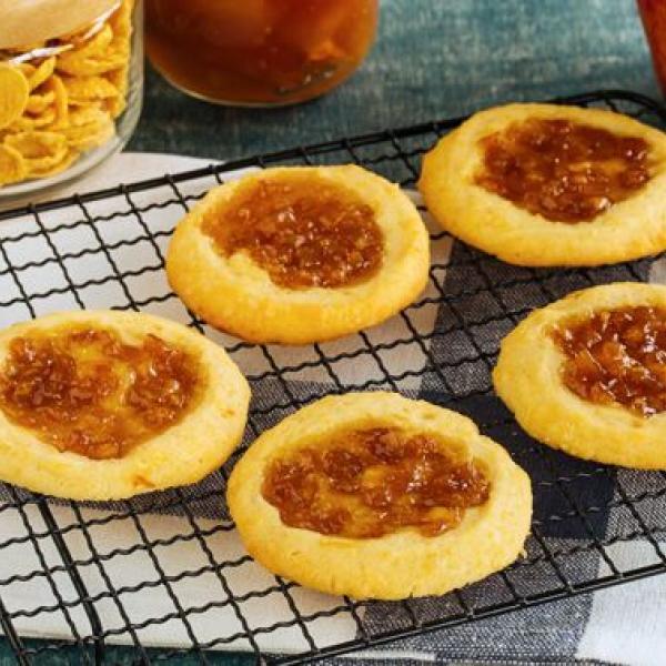 school snack ideas apple cookies