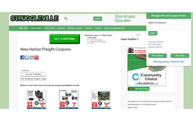 Struggleville.net