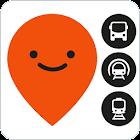 Moovit Транспортное Приложение icon