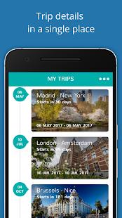 TripAccess - náhled