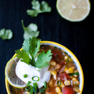 Chicken and Lime Soup