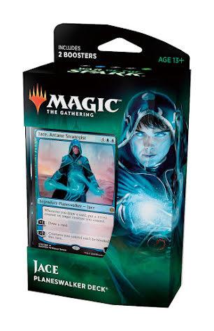 Magic The Gathering - Jace Planeswalker Deck