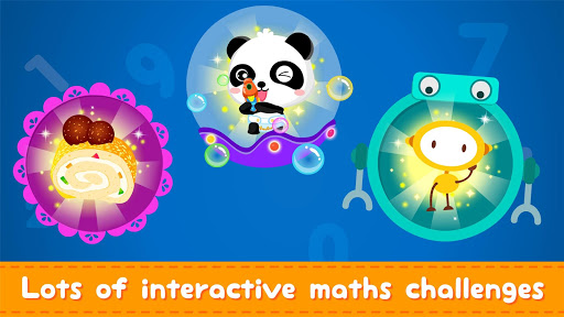 Little Panda Math Genius - Education Game For Kids modavailable screenshots 2