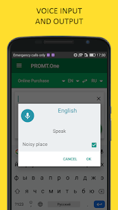 Translator PROMT.One + dictionary & phrasebooks! Mod 20.1.315 Apk [Unlocked] 5