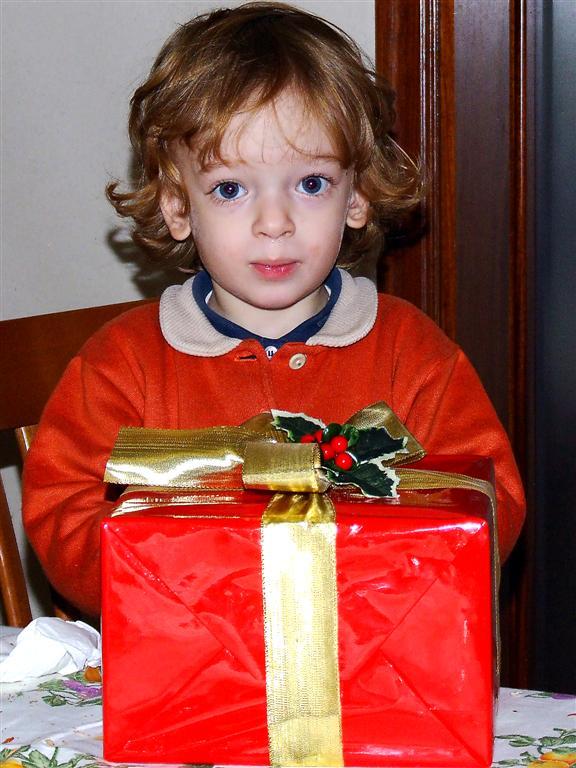 Il Regalo Di Babbo Natale di Giur@s