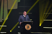 Kaizer Motaung during the Kaizer Chiefs end of season awards evening at Theatre on the Track, Kyalami on June 01, 2017 in Johannesburg, South Africa.