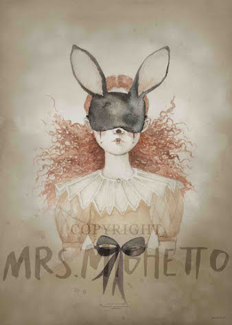 Mrs.Mighetto Miss Edith Papillon