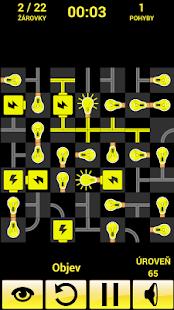Připojte žárovky - Hra zdarma - náhled