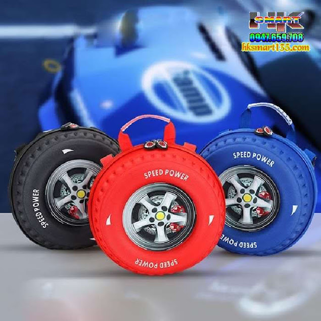 Balohình bánh xe 3D