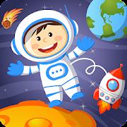 Kids puzzle for preschool education - Space 🌌🚀