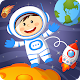 Kids puzzle for preschool education - Space 🌌🚀 (game)