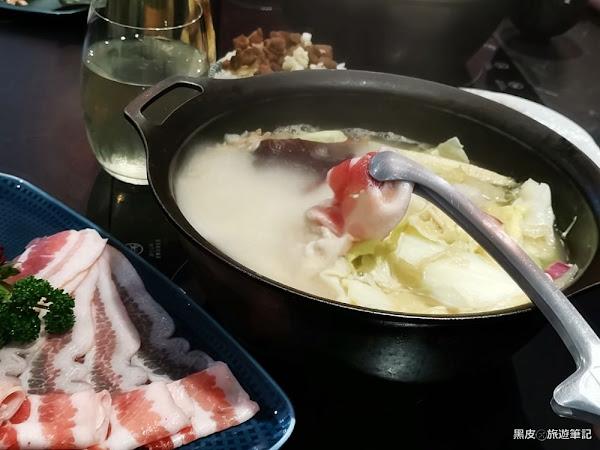 新竹美食。竹北餐廳良辰採集鍋物,養身美食的好選擇