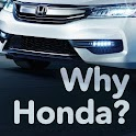 CHD - Why Honda icon
