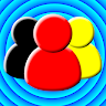 German Learning Chat Room icon