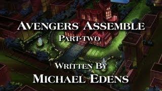 AVENGERS ASSEMBLE - PART 2