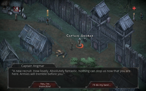 Vampire's Fall: Origins RPG screenshots 3