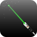 laser flashlight icon