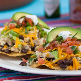 Crock Pot Cilantro-Lime Chicken Tacos