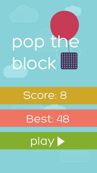 Pop the block- screenshot