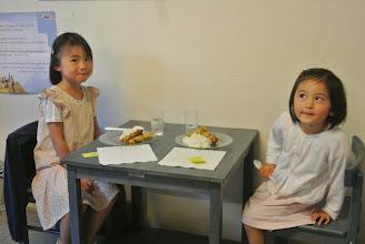 Photo: Les filles de Thanh Tuyen, petites-filles de Thanh Van Elles sont adorables !