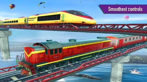 Train Simulator 2020: free train games apkpoly screenshots 10