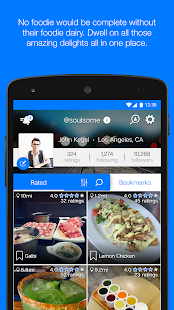 Crityk - Food Finder App- screenshot thumbnail
