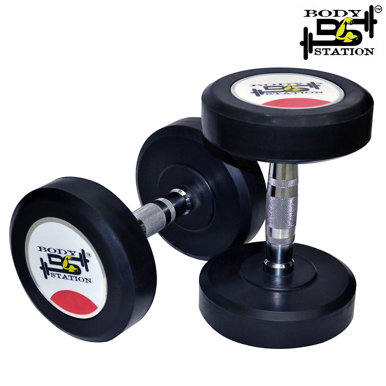 Bodystation Bouncer 5-35 Kgs Dumbbells