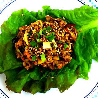 Pork San Choy Bow